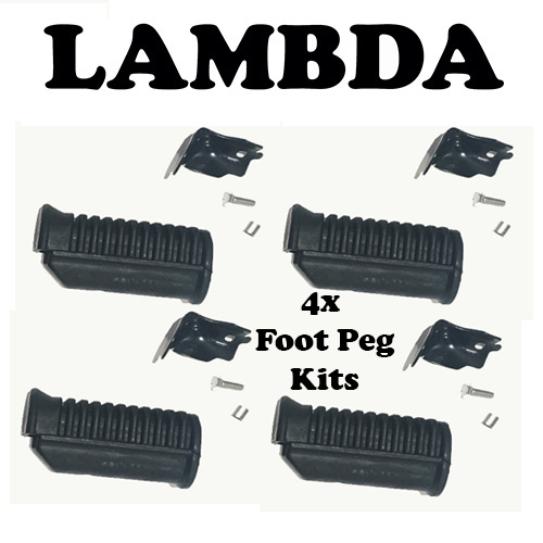 FOOT PEG 4x for honda ct110