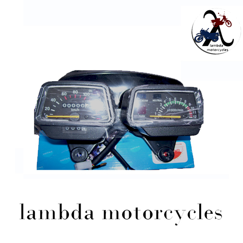 Yamaha XT600 Tenere - Speedo-Tacho Dash