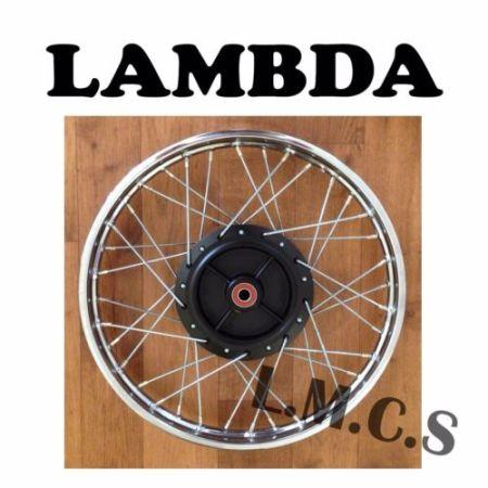 honda ct110 postie bike rear wheel