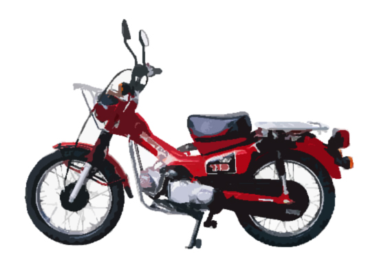 Honda CT110 Parts
