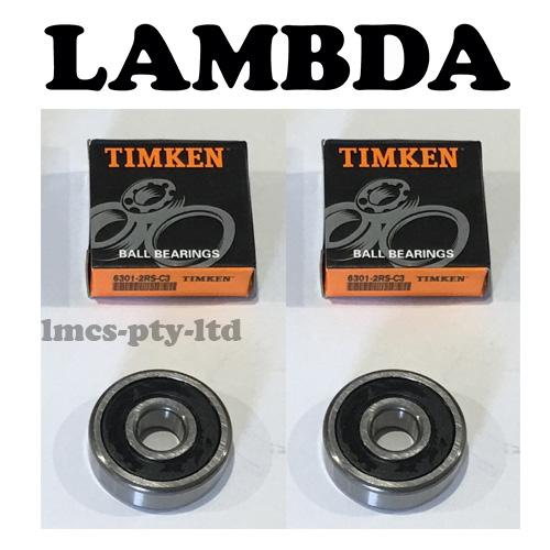 nbc110 front wheel bearing