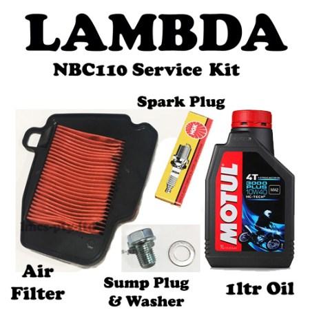 nbc110 service kit