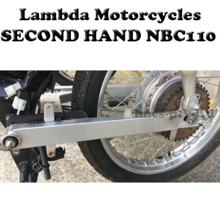 Second Hand Swing Arm for Honda NBC110 Posties