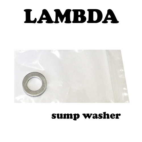 sump washer honda ct110