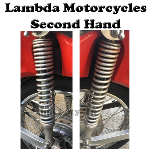 shock absorbers second hand honda c110x