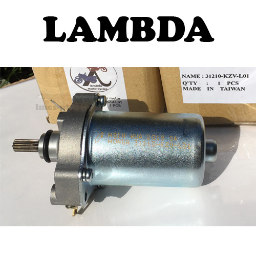 starter motor for Honda NBC110 Posties