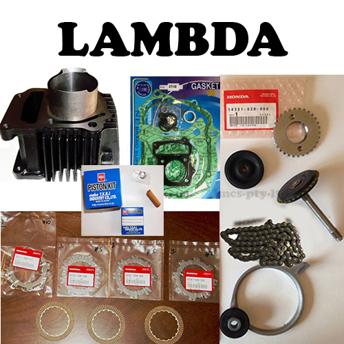 honda ct110 overhaul rebuild kit