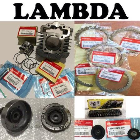honda nbc10 overhaul rebuild kit