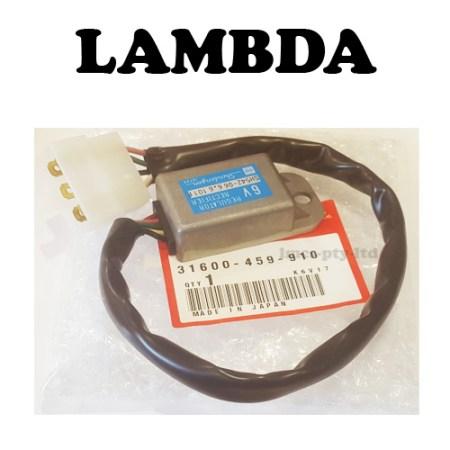 31600-459-910 HONDA CT110 REGULATOR RECTIFIER