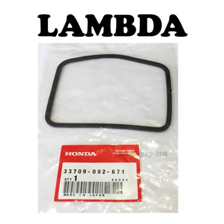 33709-092-671 CT110 TAIL LIGHT LENS RUBBER