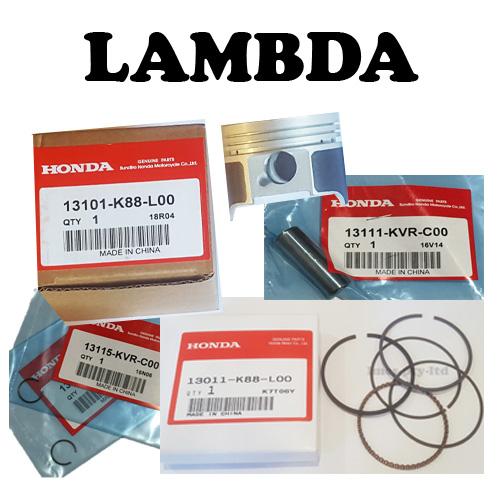 honda c110x piston and rings