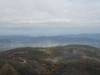 North face of the Serra da Freita