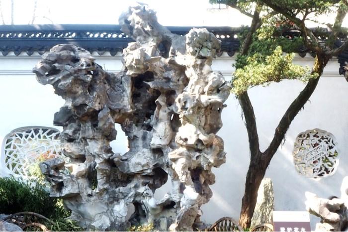 江南-蘇州|假山王國獅子林,一起迷走在建築大師貝聿銘的私家花園裡吧!