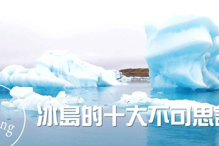 『活動已結束』西踢的旅行攝影講座:冰島的10大不可思議!