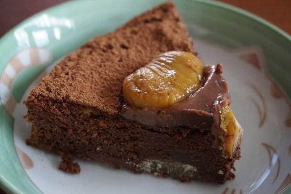 宅配 PINKOI- 双木林 栗子巧克力蛋糕