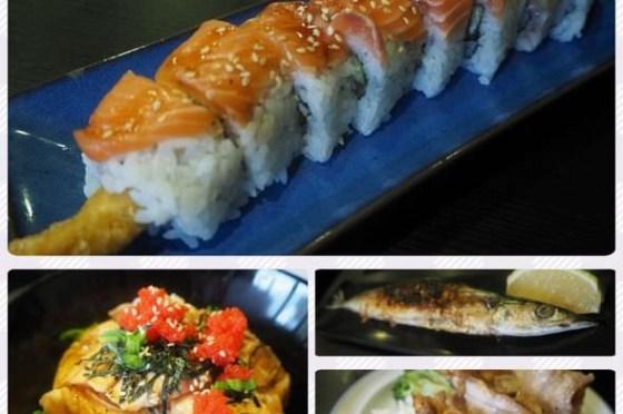 桃園市蘆竹區|樂壽司.無論是小鳥胃還是無底洞都來大啖巨型壽司卷!