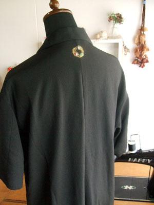 留袖のリメイクと綿の着物のリメイクのご感想を頂きました
