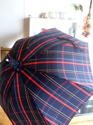着物リメイクの作り方が判らないならこのセット。「日傘」「ショルダーバッグ」「マフラー」