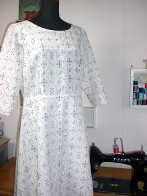 着物リメイク服の作り方