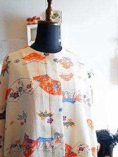 インターネットを使って着物リメイクで洋服を作る作り方…