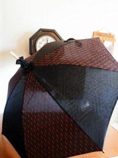 着物リメイク日傘論…着物リメイク日傘の作り方とポイント。