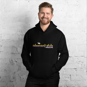 Assembly Lines Choplifter Unisex Hoodie