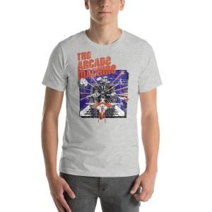 Arcade Machine Distressed Unisex T-Shirt