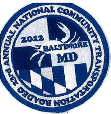 Baltimore, Md. 2012 patch
