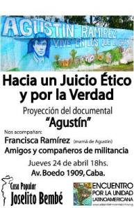 agustin video quilmes