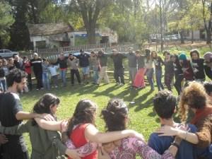rucha hueney Encuentro niñez 2014