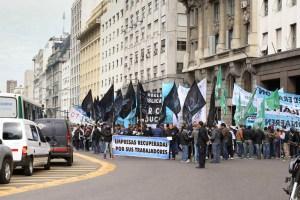 Cooperativas marcha