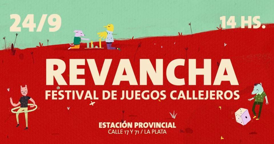 Revancha Festival De Juegos Callejeros Cta Buenos Aires