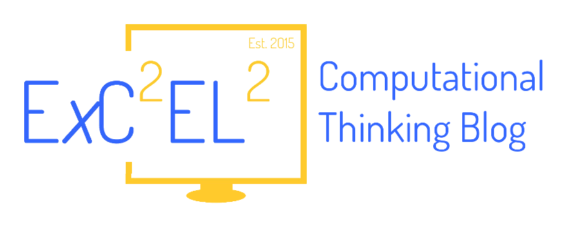 Computational Thinking at Excel