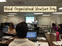 Global Org Structure