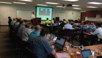 Andy discusses TCC's ctcLink Learning Communities