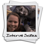 Audience selfie gallery
