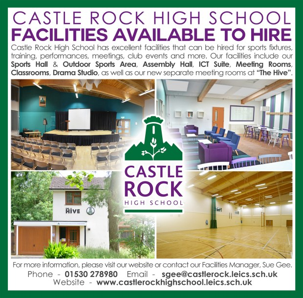 Facilities and additional services for Castle Rock High School
