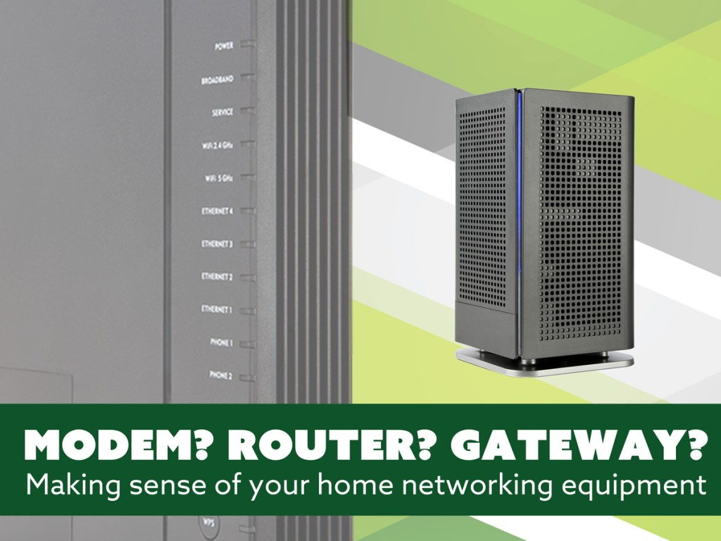 Modem and Home Network