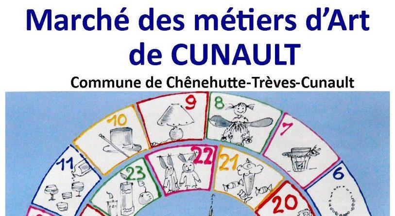 14ème Marché des Métiers d'Art- Cunault