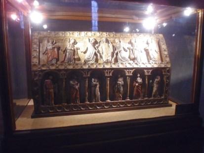 Chasse de St Maxenceul - Prieurale de Cunault