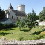 Église Saint Aubin - Trèves