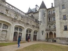 Château néogothique de Cunault
