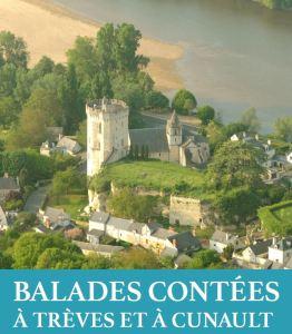 Balade contée à Trèves @ Eglise de Trèves | Chênehutte-Trèves-Cunault | Pays de la Loire | France