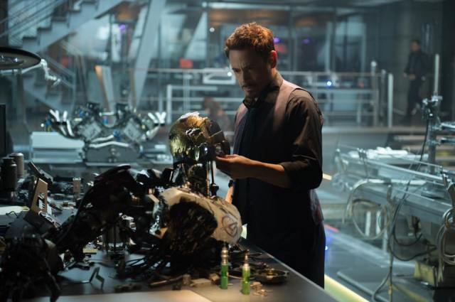 Image result for iron man infinity wars lab