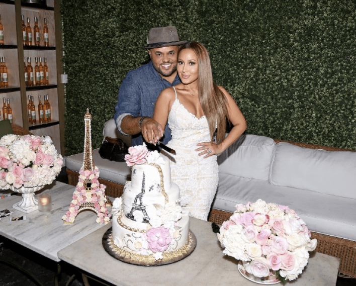 Image result for ADRIENNE BAILON HUSBAND LEFT HIS WIFE