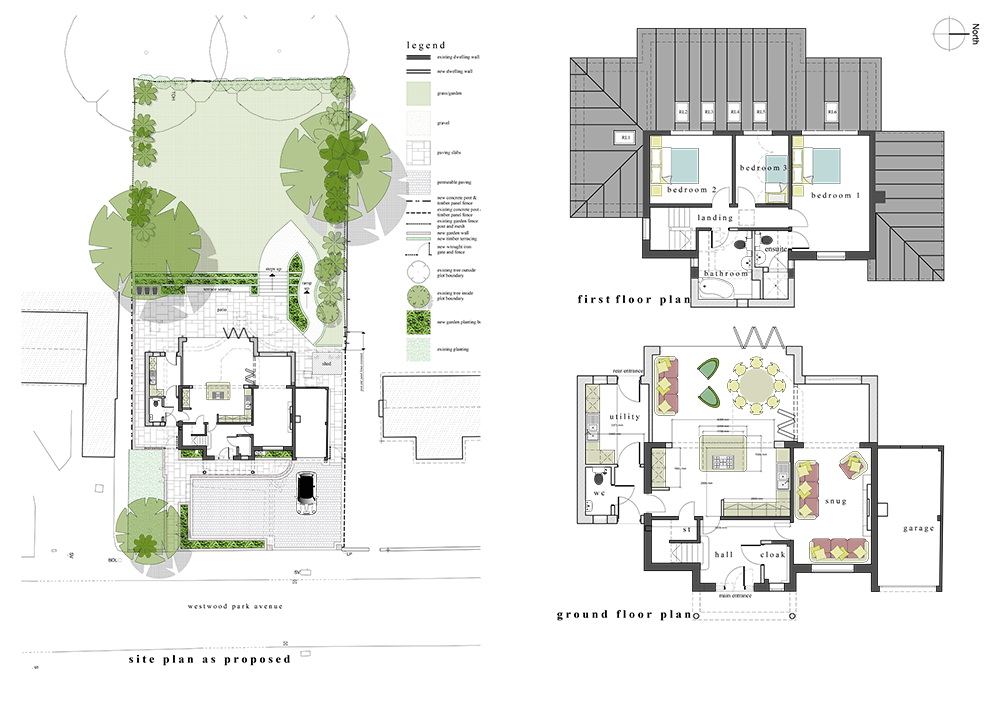 Residential Development And Extension In Leek
