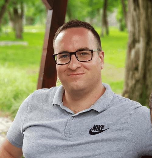 Andrei Pusoiu - Senior Cyber Security Engineer