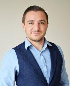 Danie Ciobanu Co-Founder CEH Certified Cyber Security Engineer