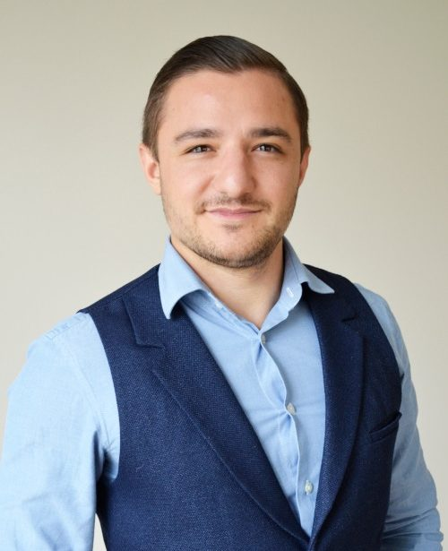 Danie Ciobanu Co-Founder CEH Certified Cyber Security Engineer