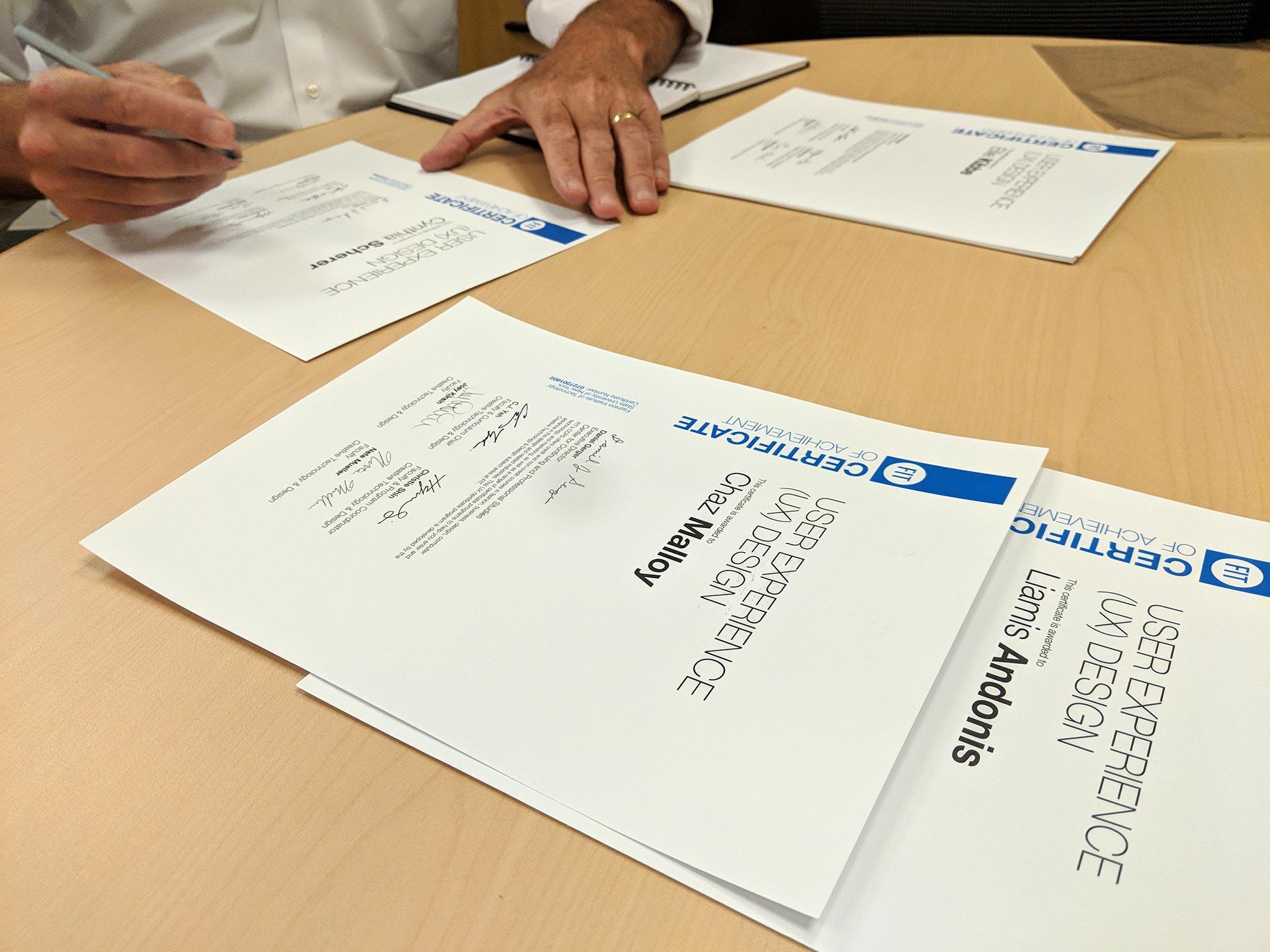 User Experience Design Ux Certificate Program Fit